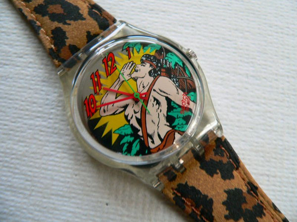 Oongawah! GK193 Swatch Watch