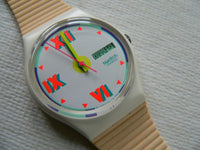 Short Leave No Date GW114 Swatch Watch