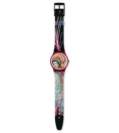 SWATCH Beautiful Woman Rare Art Special Club Members Only 3,333 sold by Horiren