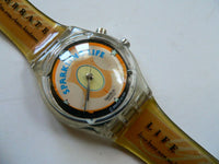 Sparkling Life GZ902PACK Swatch Watch