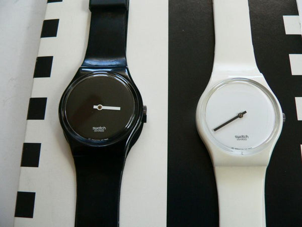 White Hours & Black Minutes GZS10PACK