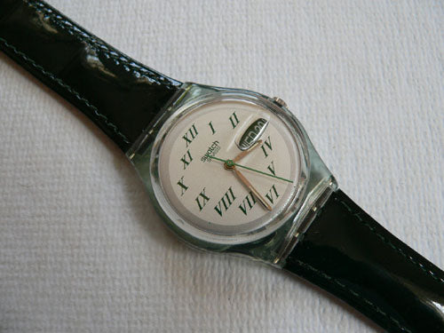Green Laquer GM709 Swatch