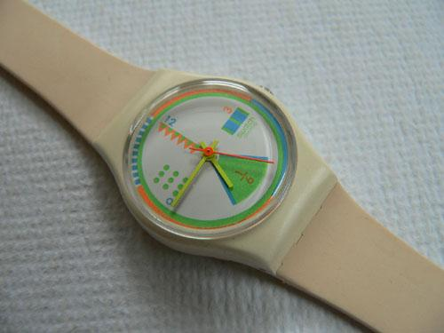 Greengo LW124 Swatch
