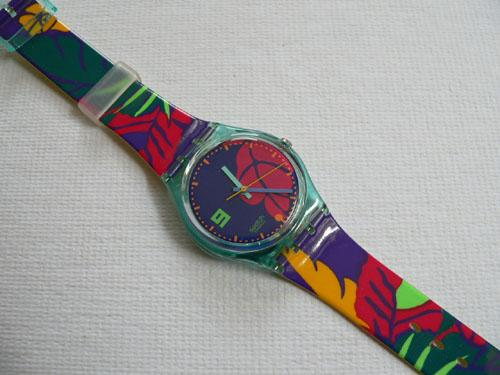 IBISKUS GL101 Swatch Watch