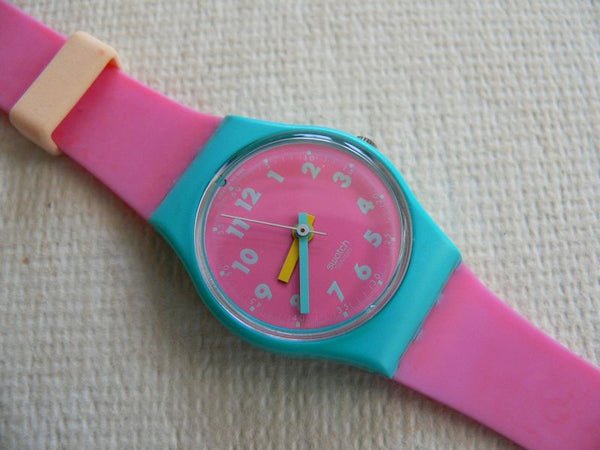 Swatch Pink Champagne LL105