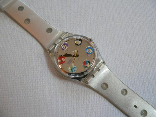 Lens Heaven Swatch Watch