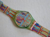 Enchanting Forest GL106 Swatch Watch