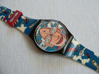 Looka GZ700 Swatch Collector Club
