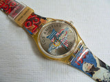 Los Angeles 1932 Swatch