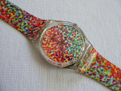 Lots Of Dots GZ121 Swatch Package
