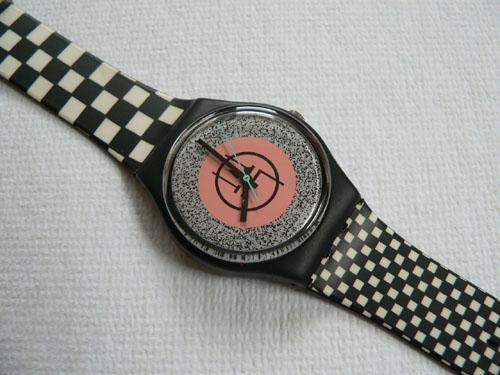 Mackintosh GB116 Swatch Watch