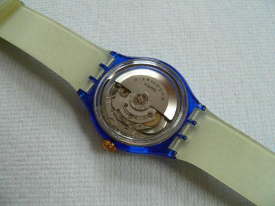 Mappamondo SAN101 Swatch
