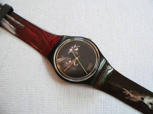 Medici's GB127 Swatch Watch