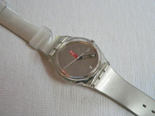 Moma Silver GZ406D Swatch