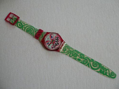 Monster Time GR121 Swatch