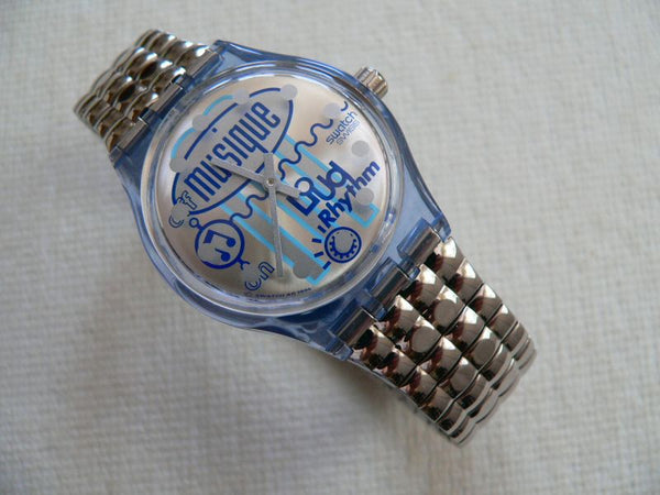 Swatch Take The Rhythm SLN104