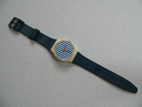 Newport Two Swatch Watch