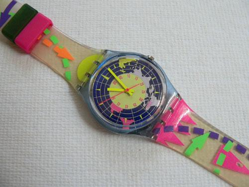 Northpole GN121 Swatch (Please read)