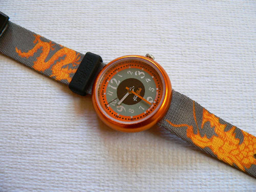 Flik Flak Orange Dragon FPN020