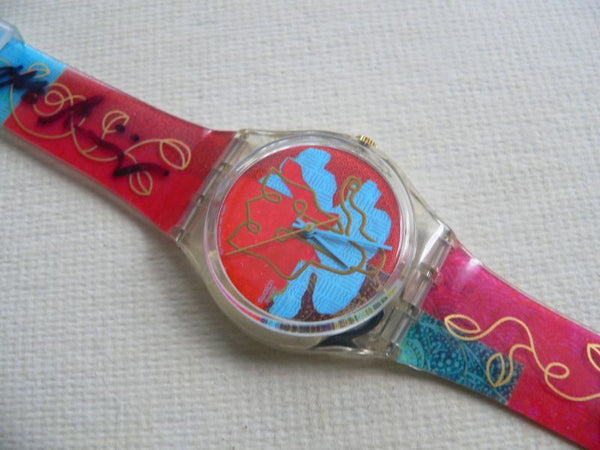 Madan GK310 Signed Swatch