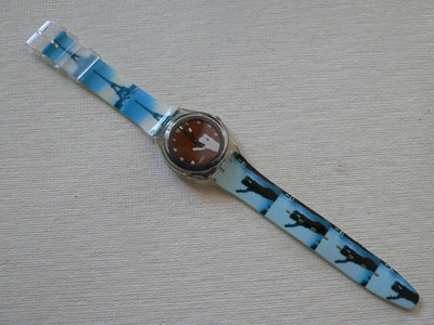 Swatch World Solar France SRK104F