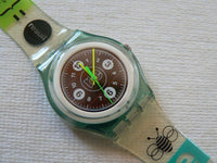 Swatch Solar Recharge SRG101