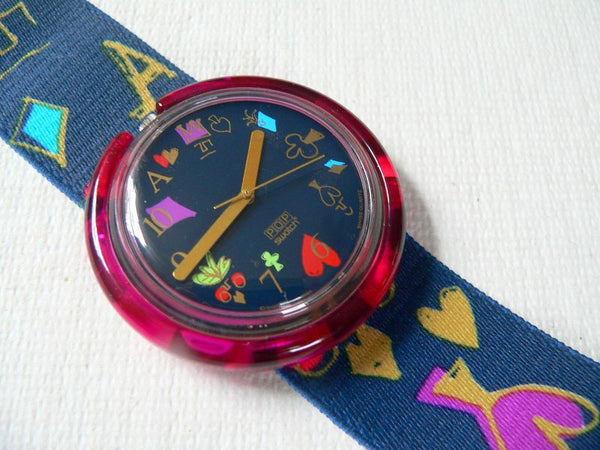 Alice Pop Swatch Watch PWK165