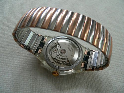 Copper Rush SAK107 SAK108 Swatch