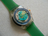 Time to Move Automatic Swatch Watch SAK102