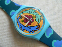 Cayman GN137 Swatch