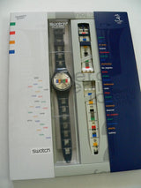 Swatch 104 Years GN183PACK1