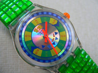 Swatch Green Speed SSK110 SSK111