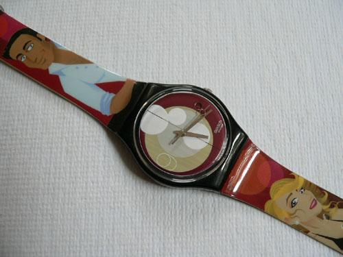 Perfect Date GB425 Swatch