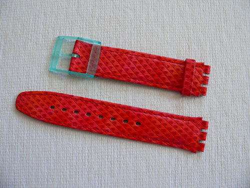 Scuba Leather band