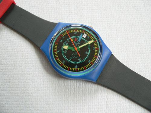 Rotor GS400 Swatch Watch