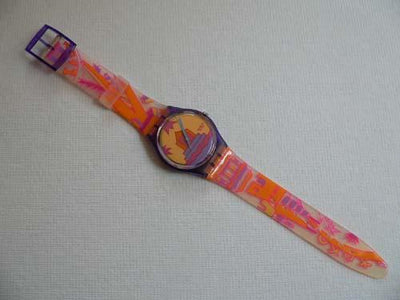 Rara Avis GV103 Swatch Watch