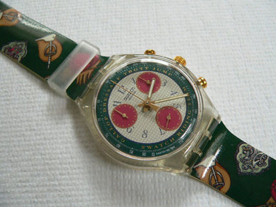 Riding Star SCK102 Swatch watch