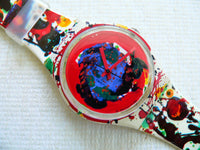 Sam Francis GZ123PACK Swatch Watch