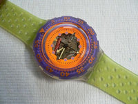 HYPPOCAMPUS Swatch Watch