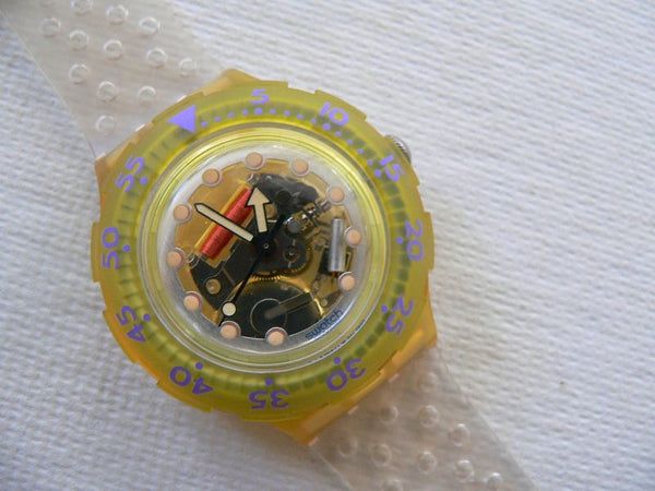 Jelly SDK104G Swatch Watch