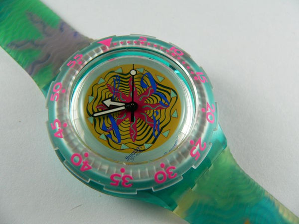 Swatch Sea Floor SDN108