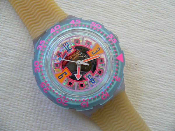 Ice Party SDS100 Swatch watch
