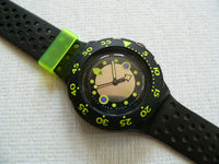 Swatch Shamu Black Wave SDB102