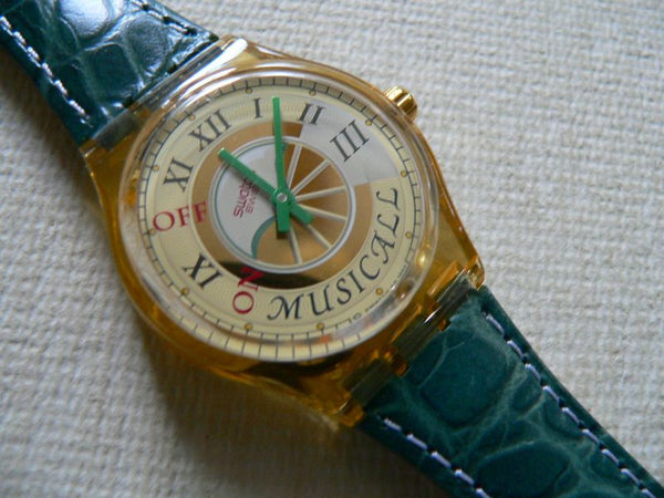 Swatch Musical Watch Fagotto SLJ101