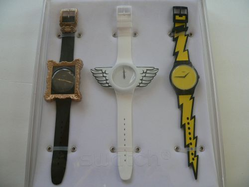 Swatch Jeremy Scott Set SUOZS02