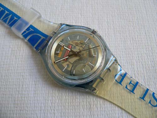 Daimler Chrysler swatch GZ157PACK5