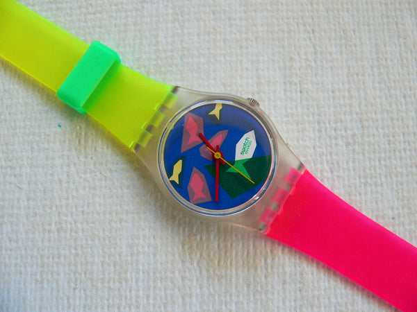 Aqua Dream LK100RE Swatch Watch
