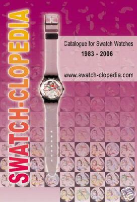 Swatchclopedia Watch reference Guide
