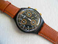 Sand Storm Chrono Swatch Watch