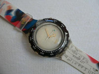 Dan Jansen SDZ900 Swatch Watch